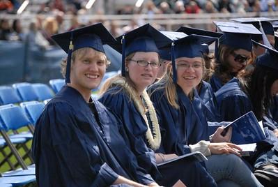 James' UNC Graduation (May 2008)