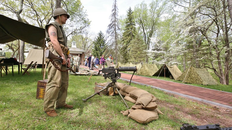MOH Grove WWII Re-enactment May 2018 (963).JPG