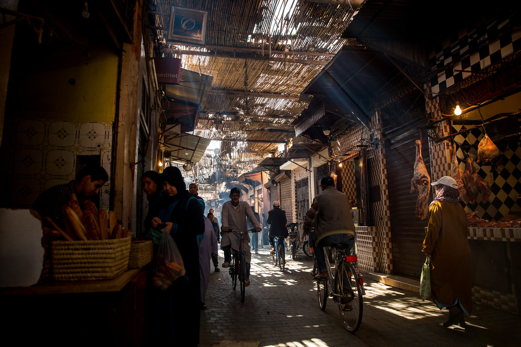 Reisfotografie Marokko