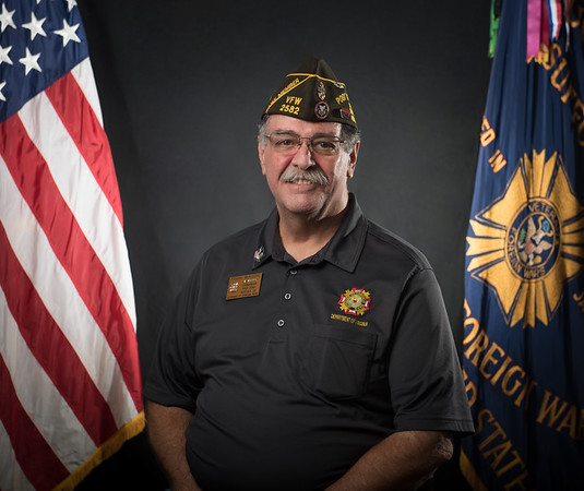VFW Post 2582 Portraits