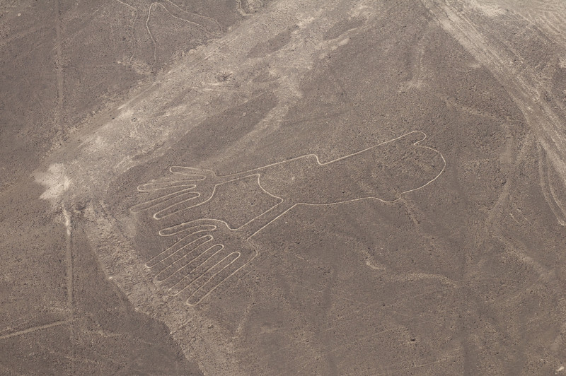 The hands – Nazca Lines