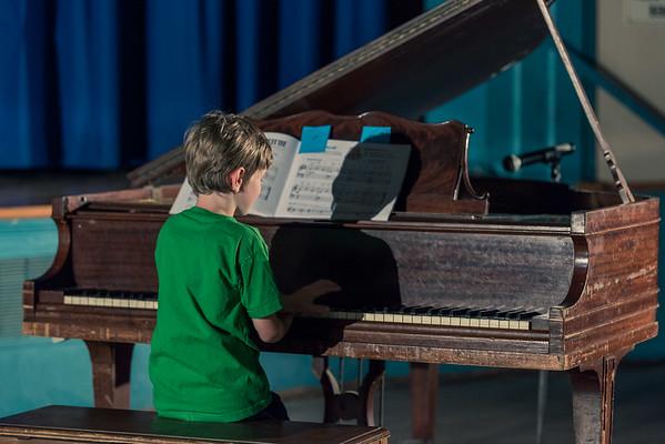 1. Medley of Piano Songs