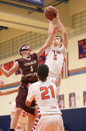 Penn Yan Basketball 2-21-17