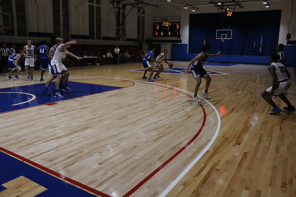 PG Basketball vs. Blue Ridge School (Scrimmage) - Nov 8