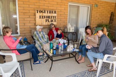 Paulsen Family, April 2017