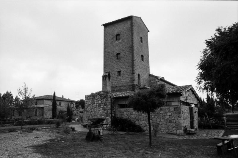 Tuscan Agriturismo (Tourism Farm) - Tuscany, Italy