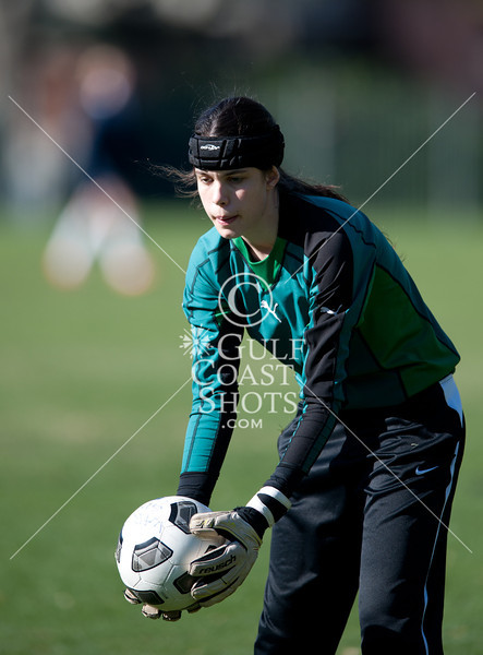 2012-01-14 Soccer Varsity Girls All Saints @ St. John's