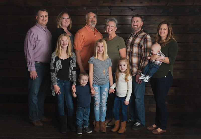 Denise Gentry & Family