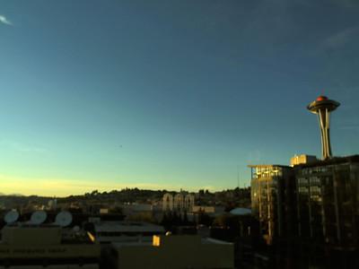 Seattle Webcam September 2012