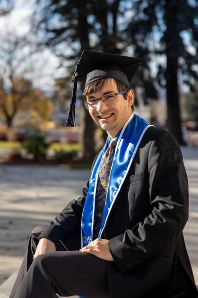 Marcus Pomona Graduation