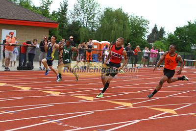 D1 Boys 200M Finals - 2013 MHSAA LP Track and Field Finals