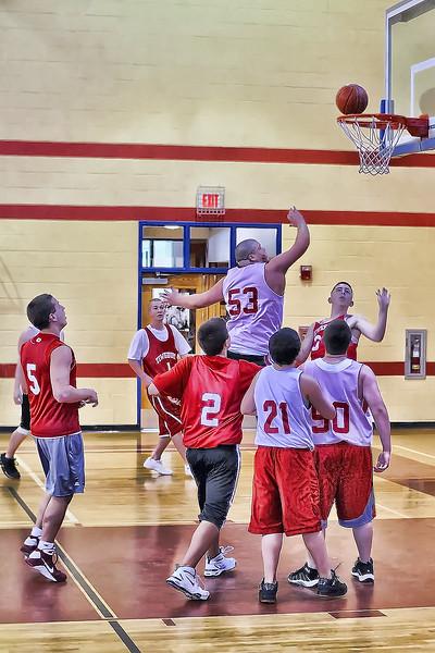Tewksbury Basketball