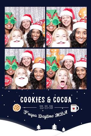 Duke Cookies & Cocoa 2015