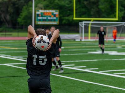 Set seven: Boys Varsity Soccer v Bridgeport Nisqually Championships 05/15/2019