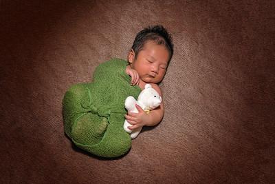 Marisse - newborn