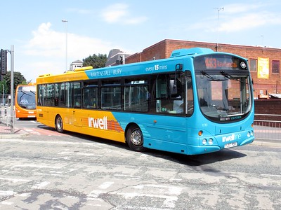 BURY BUSES AUG 2019