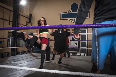 Wrestling at Nighthawk