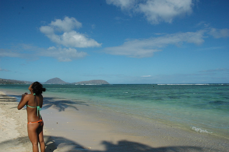 Hawaii - Kahala Beach-14.JPG