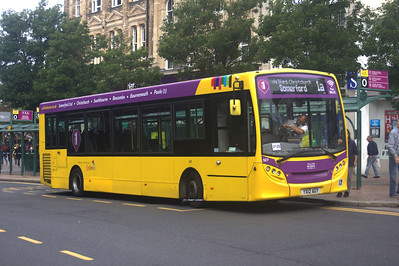 Yellow Buses (Single Deckers)