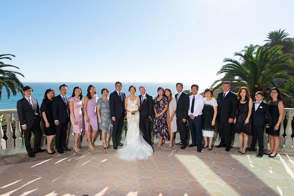 Johanna & Simon: Bridal Party and Family