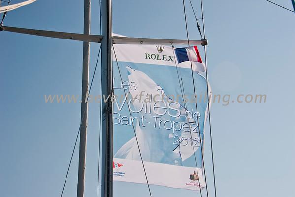 Les Voiles de Saint Tropez 2012