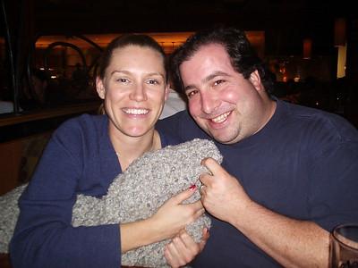 Jill and Jeremy 4-27-06