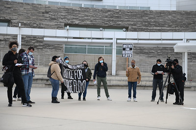 08Mar2021 San Jose:  Justice for George Floyd