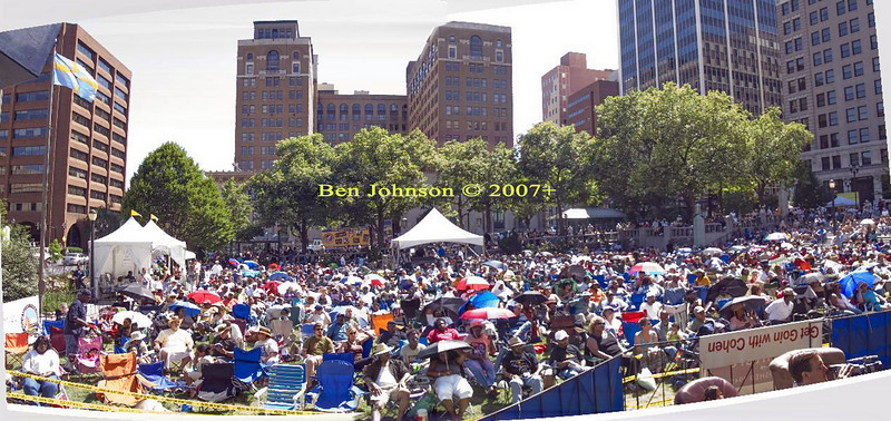 2007 Clifford Brown Jazz Festival Photos