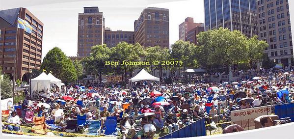 Clifford Brown Jazz Festival Photos