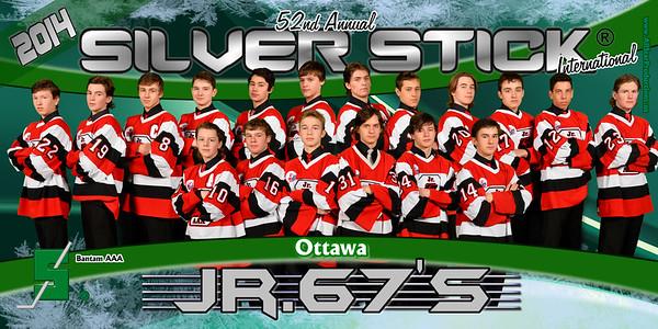 Fri 1030 Little Caesars Vs Ottaws Jr 67s