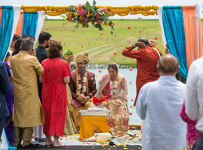 Asha and Chirag's Wedding