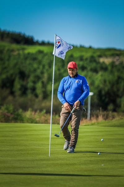 GKB, Ólafur Sigurjónsson Íslandsmót í golfi 2019 - Grafarholt 2. keppnisdagur Mynd: seth@golf.is