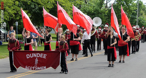Seneca Falls Pageant of Bands 2013
