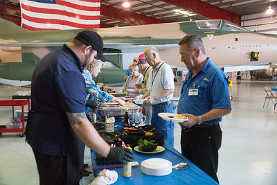 Valiant Air Command Breakfast Fly Inn 1-14-2017