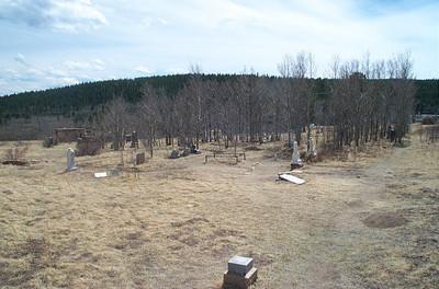 Odd Fellows Cemetery, Rocky Mountain Lodge 2