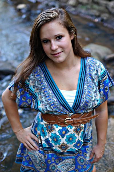 Ann Marie Senior Portraits 2010