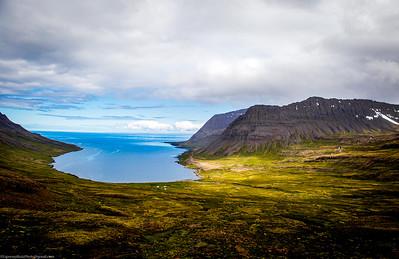 The Road to Djupavik