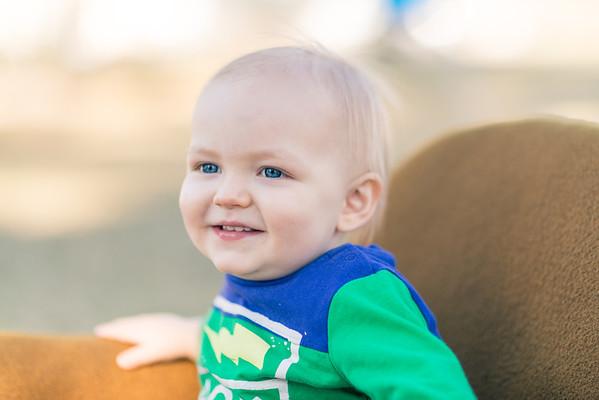 Baby | Eli 12 Months