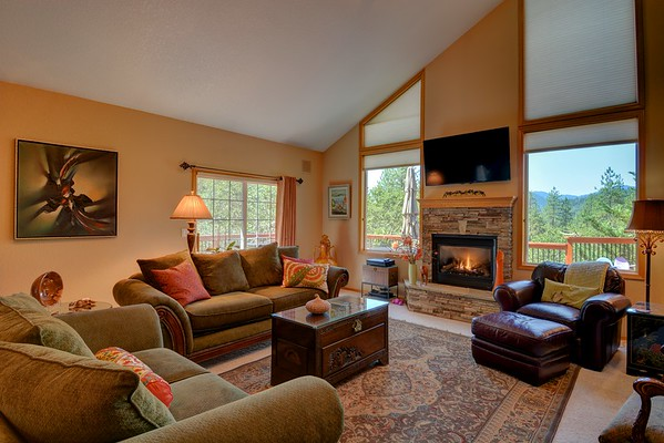 Rogue River Custom Home