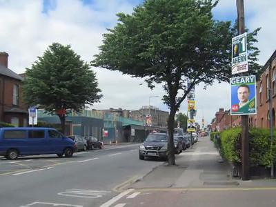 Northern Shores of IrelandBicycle Video