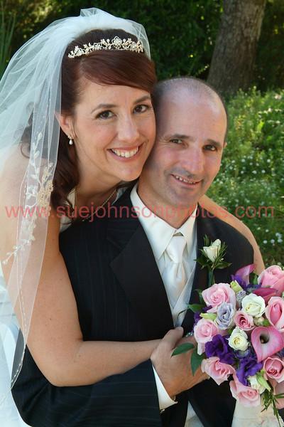 Ken & Vicki's wedding