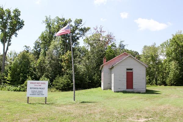 Winkler Shop School House