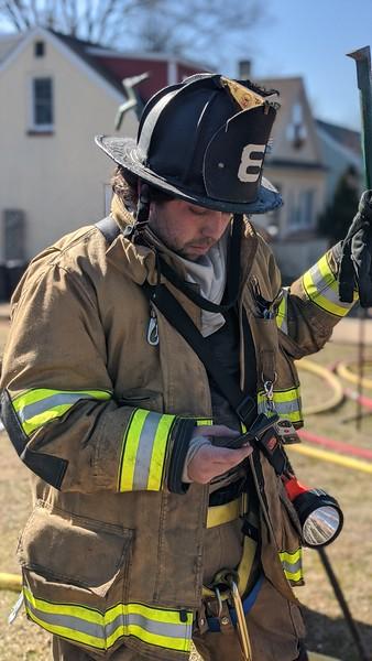 104 E Second Ave - Parkesburg - House Fire