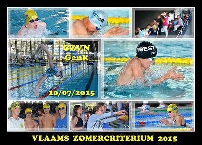 Vlaams Zomer Criterium @ GZVN Genk   10/07/15