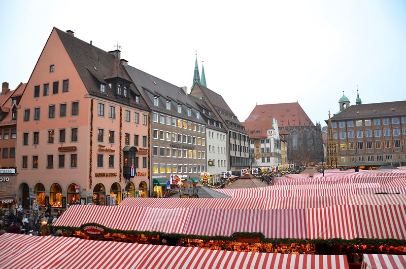 where to spend christmas germany