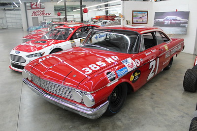 Wood Brothers Racing Museum - Stuart, VA - 31 Oct. '17
