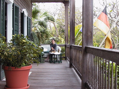 '00 Key West