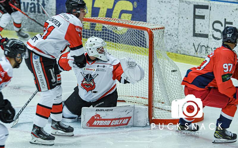 Hockeyettan Södra: Hanhals IF vs Nybro Vikings 2020-10-09