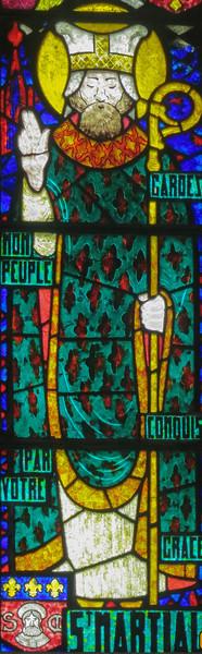 Paris - Saint-Odile - Saint-Martial (F. Decorchemont 1930s)