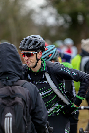 Welsh Cyclocross Champs - Mens and Podium